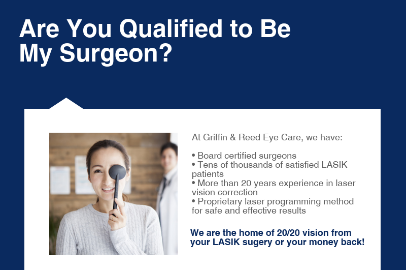 5980fe72488 LASIK – 20 Questions to Consider